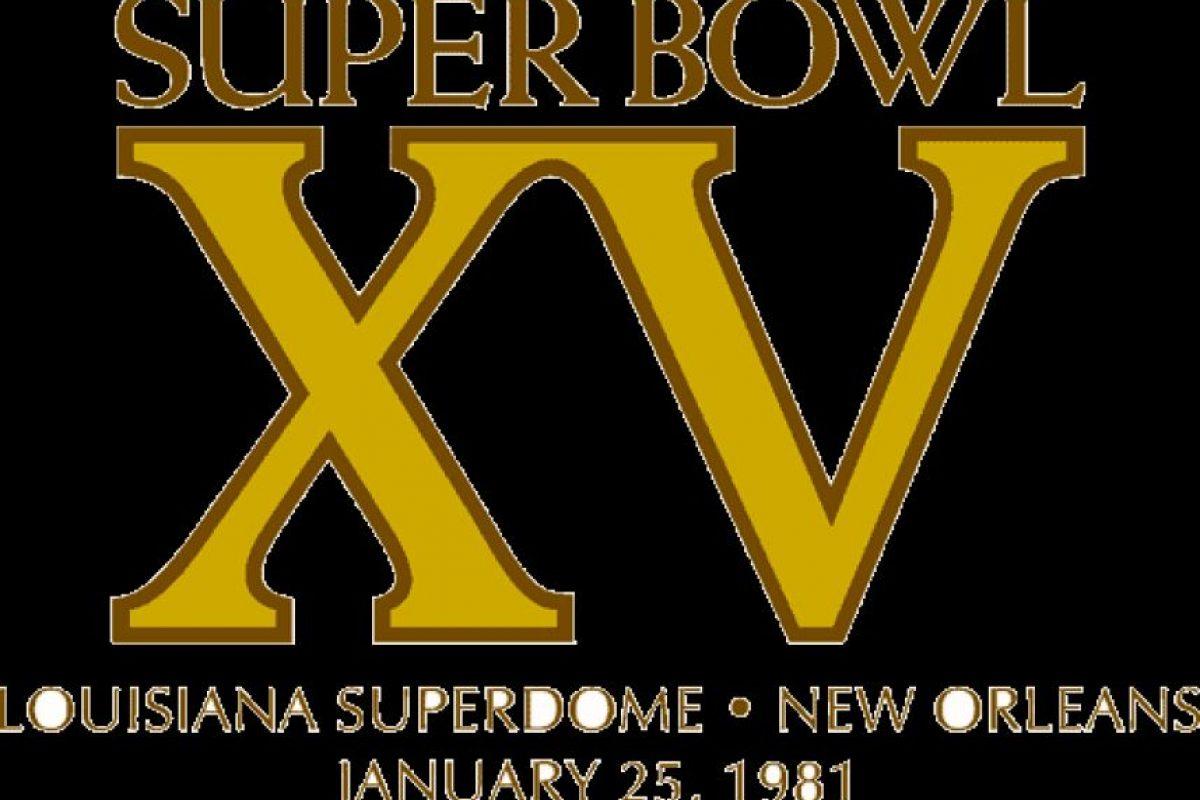 Super Bowl XV Foto:Twitter