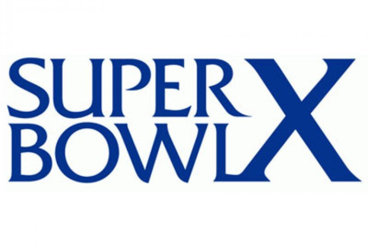 Super Bowl X Foto:Twitter