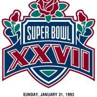 Super Bowl XXVII Foto:Twitter