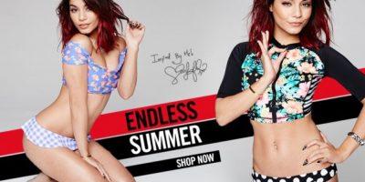 Fotos. Las nuevas imágenes sexy de Vanessa Hudgens