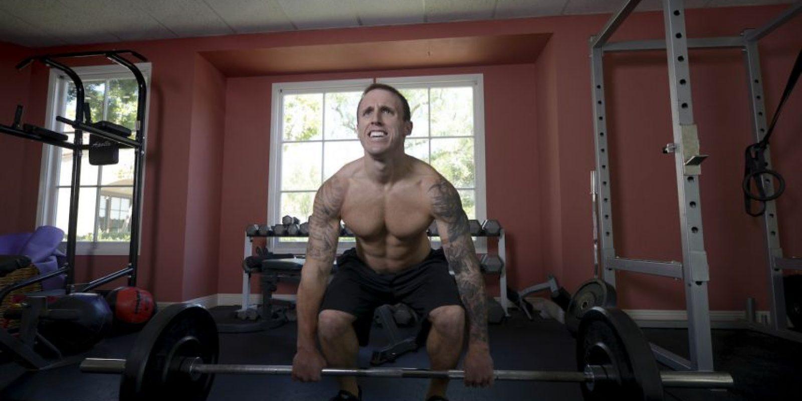 Este ejercicio necesita interrupciones de descanso, para ello se necesita un temporizador. Foto:Getty Images