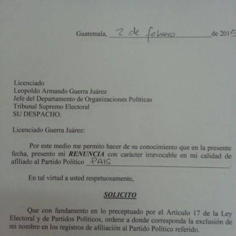 Foto:Guatevisión