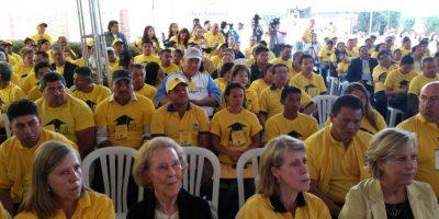 La asamblea Foto:Kenneth Monzón