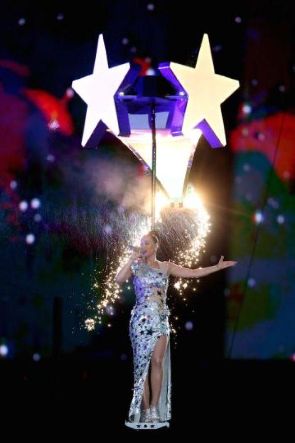 """""""Voló"""" junto a una estrella Foto:Getty Images"""