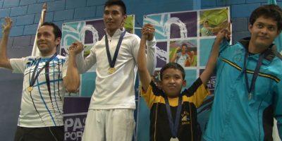 La puerta de los Paralímpicos se abre para dos atletas guatemaltecos
