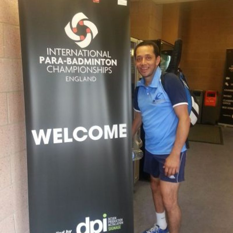 Raúl Anguiano ha sido dos veces medallista de bronce en el Mundial. Foto:COG