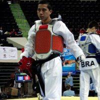 Gersson Mejía espera competir en los Paralímpicos con 29 años. Foto:COG