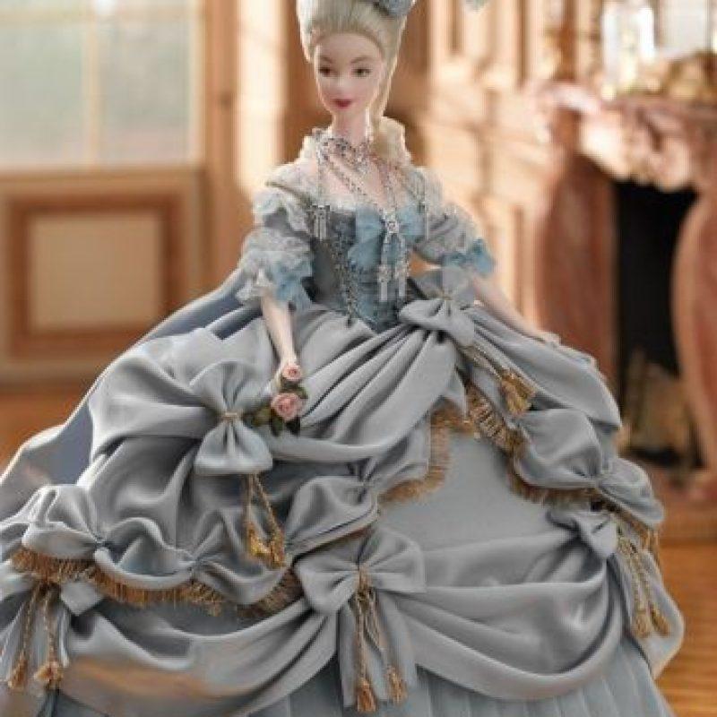 Maria Antonieta, la reina. Foto:Mattel