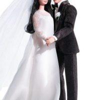 Elvis y Priscilla Foto:Mattel