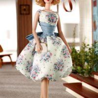 Barbie 1960 Foto:Mattel