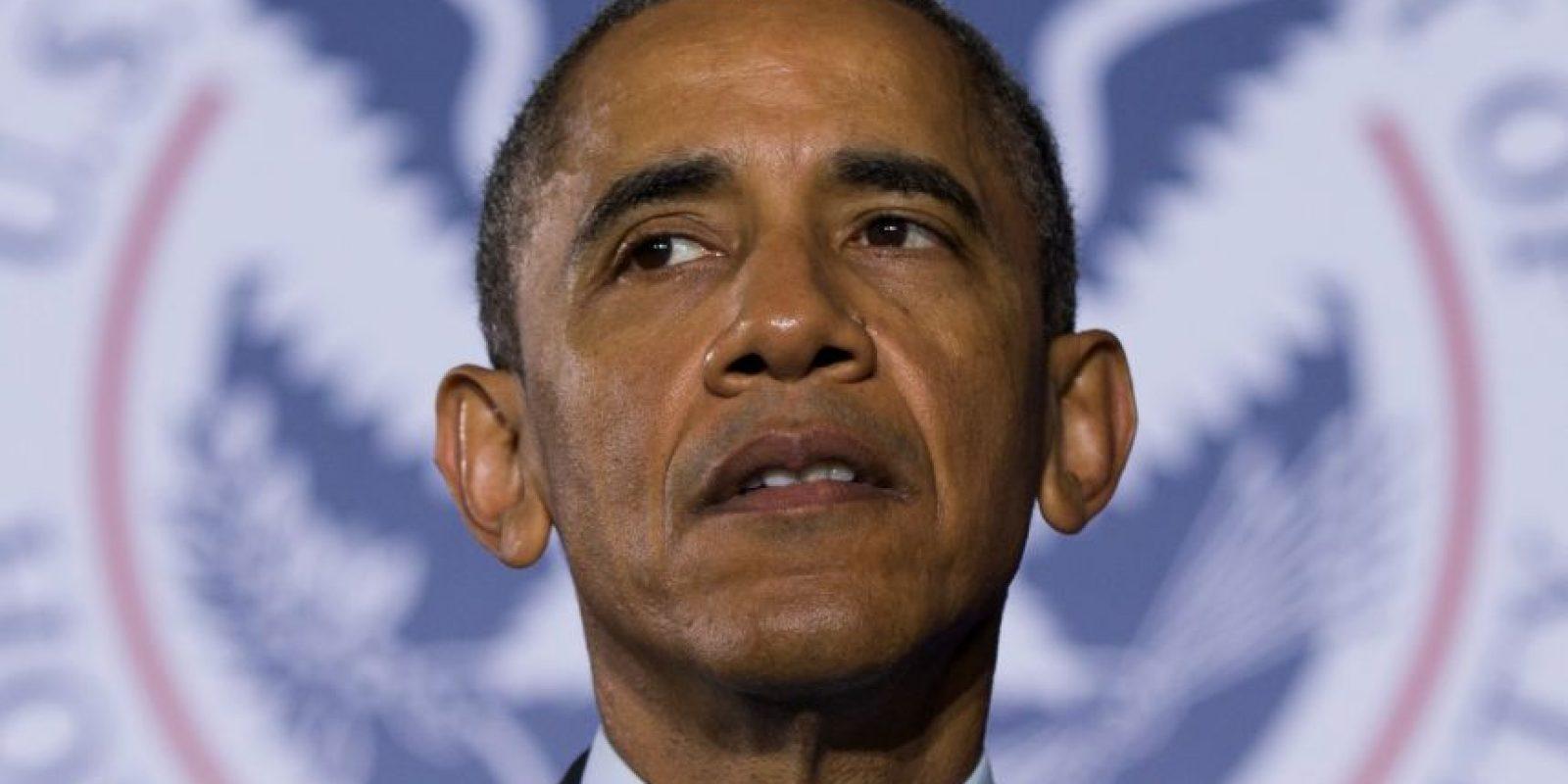 El Presidente está orgulloso de haber sacado de la crisis económica a Estados Unidos. Foto:AP