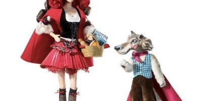 Barbie Caperucita. Foto:Mattel
