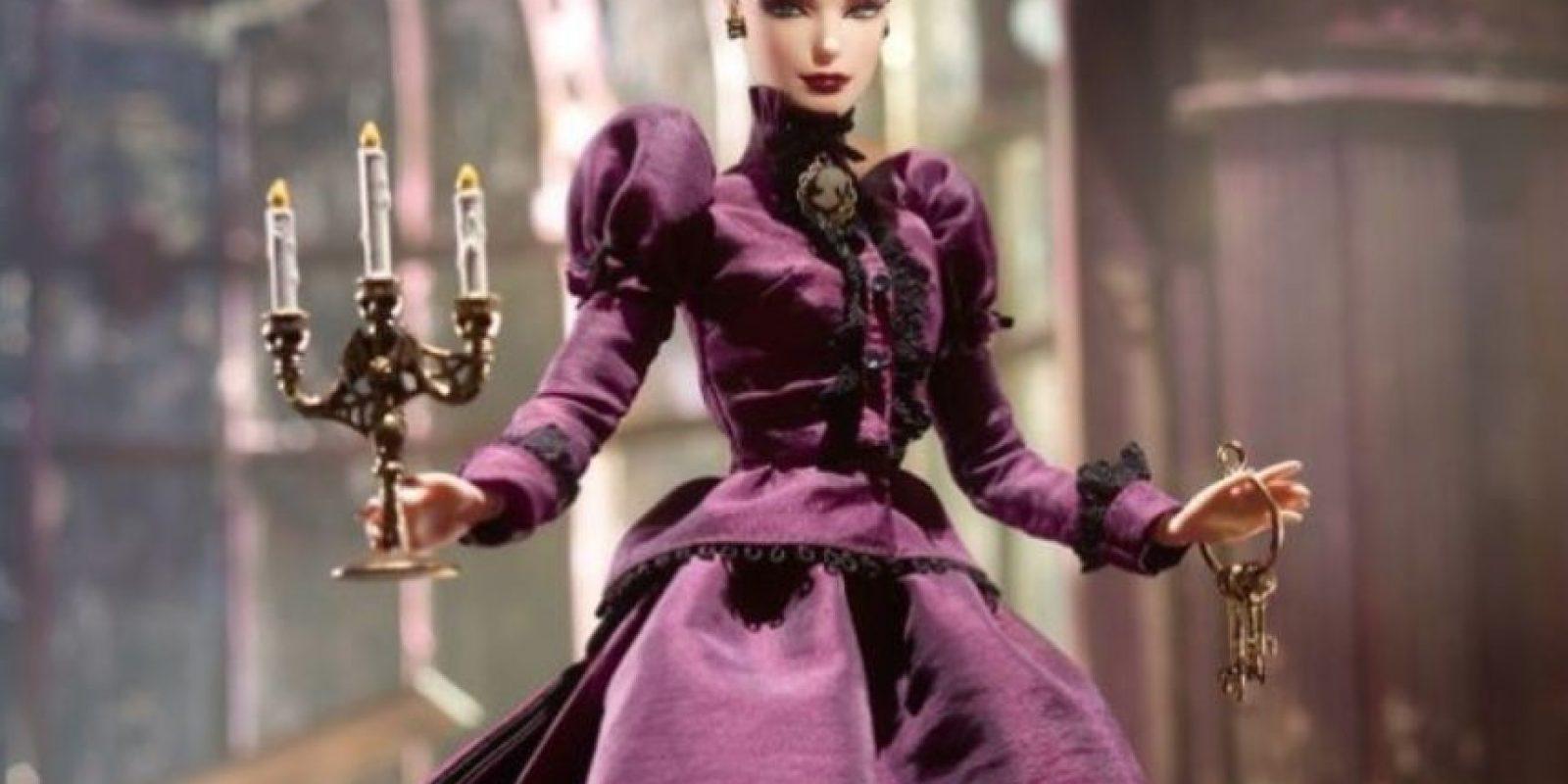 Barbie Lady Tremaine (madrastra de la Cenicienta) Foto:Mattel