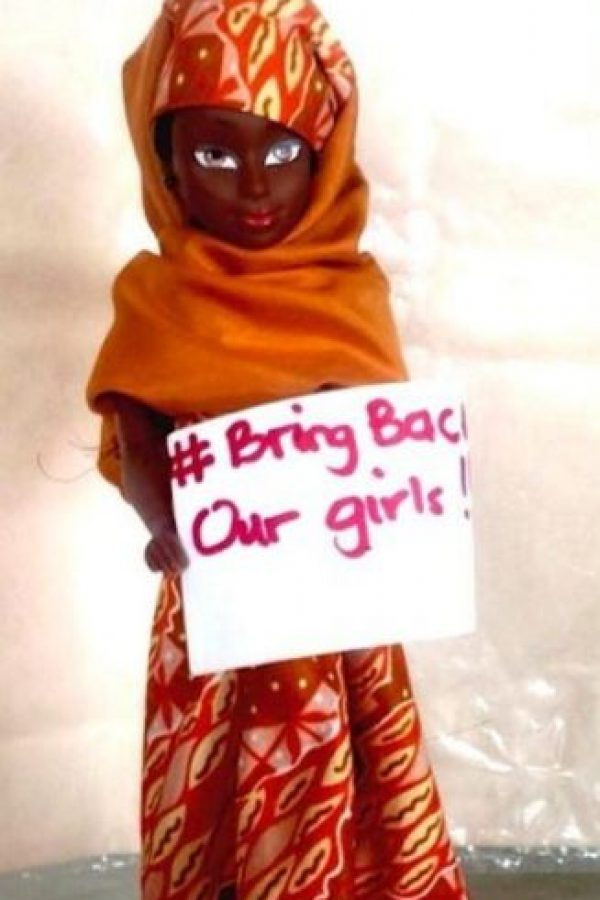 Se venden 10 mil de ellas cada mes. Foto:Queens Of Africa-Black Nigerian/African Dolls