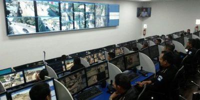 """1,113 cámaras son los """"ojos"""" de seguridad en Mixco"""