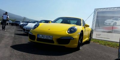 FOTOS: La Porsche World RoadShow apasionará a los amantes de los deportivos