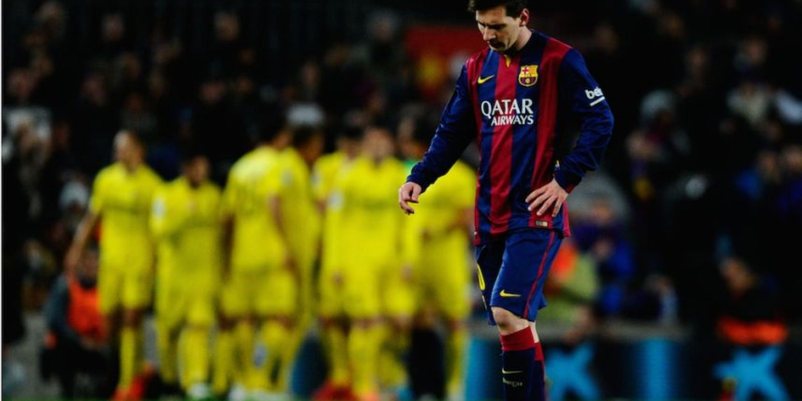 El Barcelona comenzó perdiendo. Foto:Getty Images