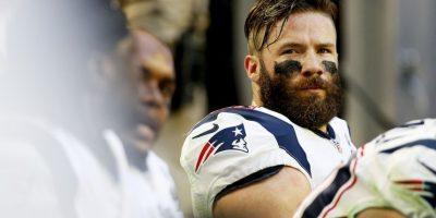 Edelman fue parte del título que lograron los Pats en el Super Bowl XLIX Foto:Getty