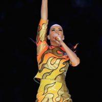 Las palmeras revelaron los secretos del show de Katy Perry. Foto:Getty Images