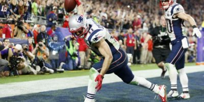 Anotó el touchdown decisivo en el partido del fin de semana pasado Foto:Getty
