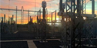 FOTOS. Presidente inauguró la planta de energía más grande de la región