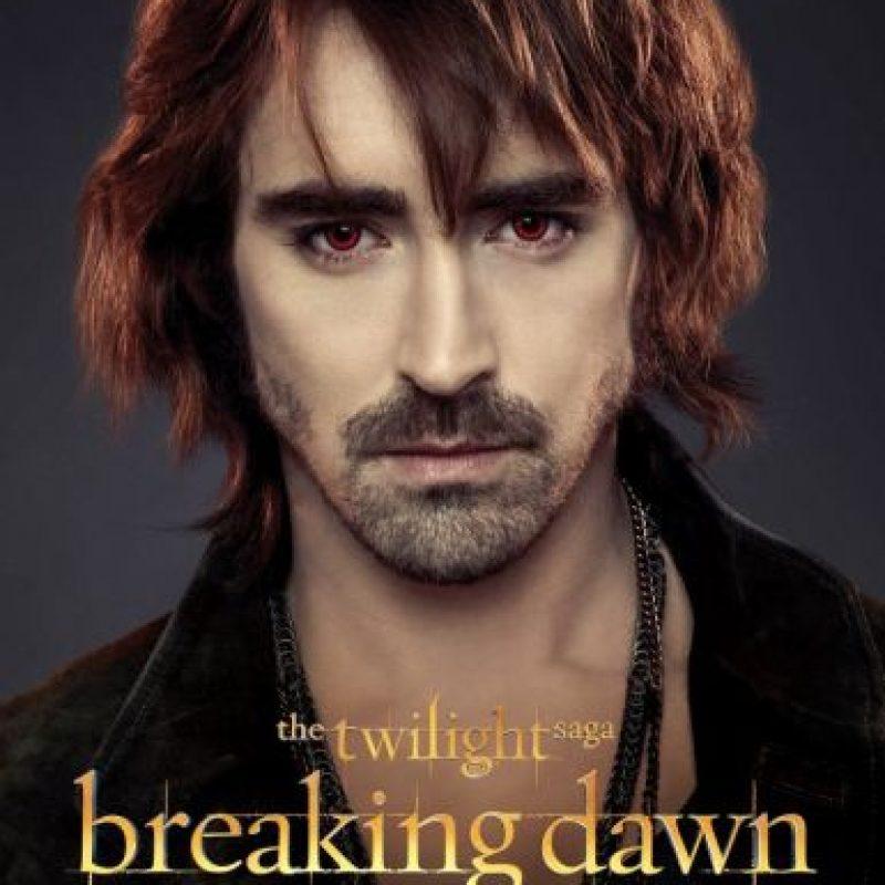 Por Lindsey Hancock Williamson, explica la relación entre Carlisle (Padre adoptivo de la familia de vampiros Cullen) y su amigo Garret durante la revolución. Foto:Facebook/Twilight Saga