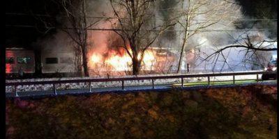Al menos 6 mueren en accidente de Tren en Nueva York