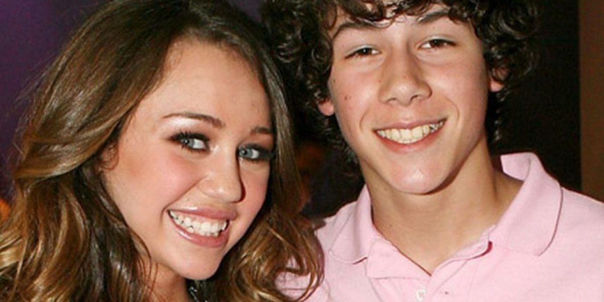 FOTOS. Nick Jonas recuerda que Miley Cyrus