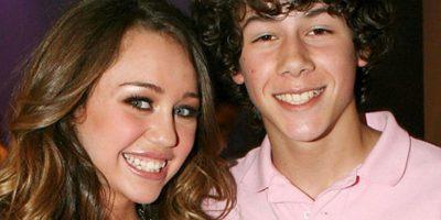"""FOTOS. Nick Jonas recuerda que Miley Cyrus """"No era tan salvaje"""""""