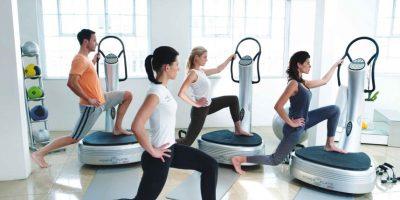 VIDEO. Las vibraciones ayudan a bajar de peso