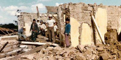 FOTOS. Resumen de los daños: Así se vivió el terremoto de 1976