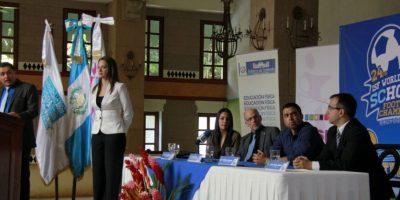 Guatemala será sede del Mundial Escolar de Futbol