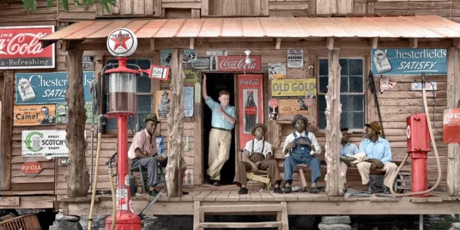 Tienda de Carolina del Norte en 1939.