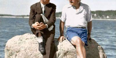 Albert Einstein, 1939.