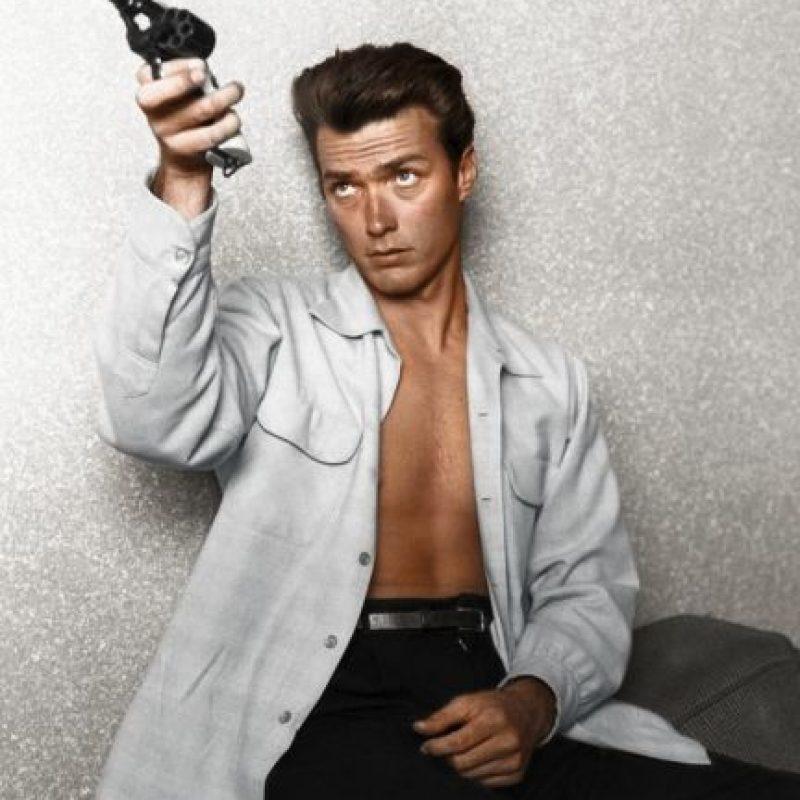 Clint Eastwood, 1962.