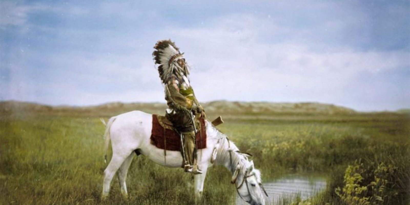 Red Hawk, 1905.