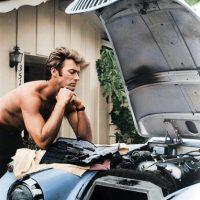 Clint Eastwood, 1960.