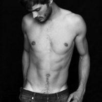 Christian Grey es el sueño de muchas. Foto:Homme Magazine