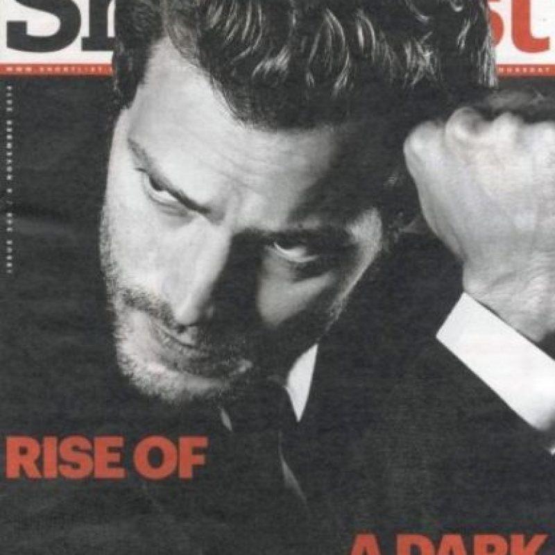 Por eso, les traemos varias razones por las que Dornan es el perfecto Christian Grey Foto:Facebook/Jamie Dornan