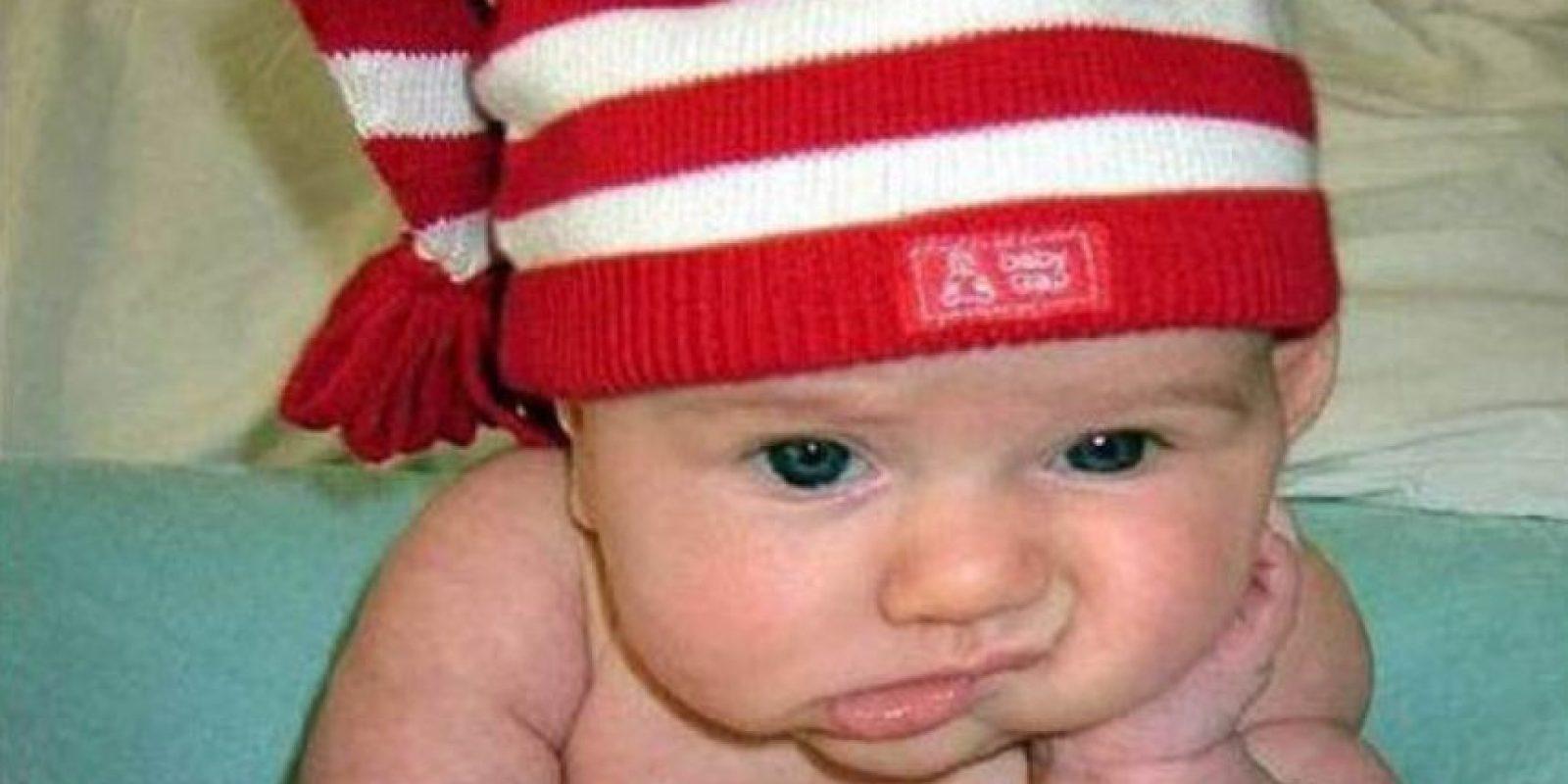 Es hermoso disfrutar todos estos momentos a su lado Foto:Tumblr.com/Tagged-bebés-caritas