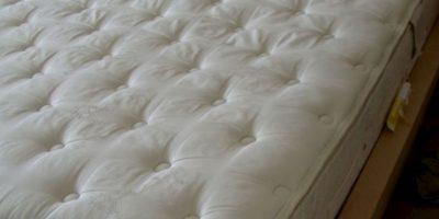 5. Un cadáver dentro del colchón Foto:Wikimedia
