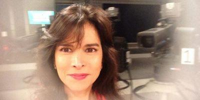 En aquel tiempo, Patricia se sometió a una estricta dieta, que consistía en comer pollo y jugo de tomate. Foto:Facebook/Patricia Velásquez