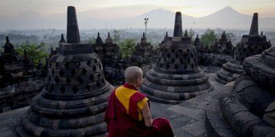 """FOTOS: Monje momificado hace 200 años """"no está muerto"""", asegura budista"""