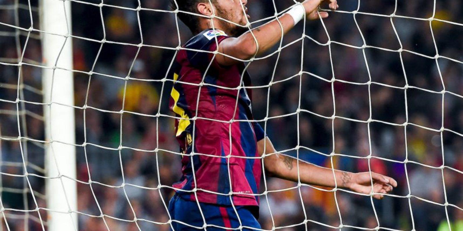 11. A los 14 años estuvo cerca de fichar con el Real Madrid Foto:Getty Images