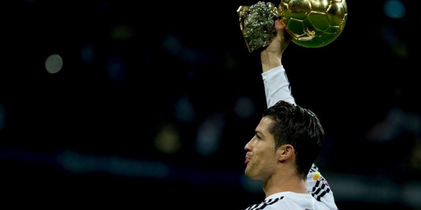 Es el mejor futbolista de la actualidad, según la FIFA Foto:Getty Images