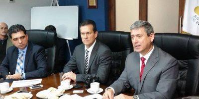Salvador Leiva, presidente de AGIS Foto:Kenneth Monzón
