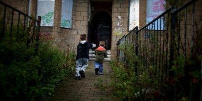 7. Muchos niños son objeto de maltrato psicológico (también llamado maltrato emocional) y víctimas de desatención. Foto:Getty