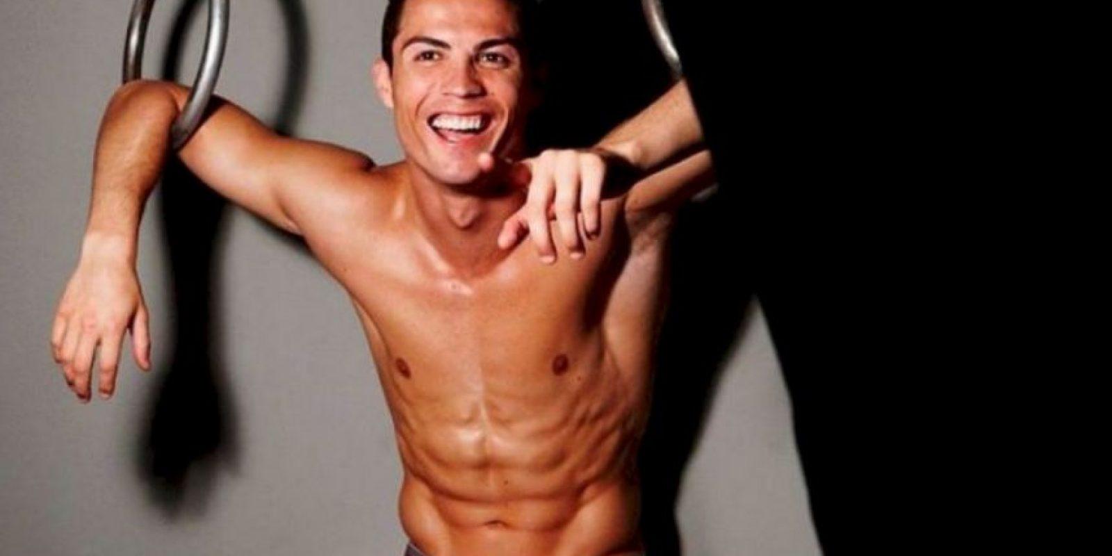 15. Relax. Un estilo de vida relajado ayuda a sacar lo mejor de tí tanto física como mentalmente Foto:CR7 Underwear
