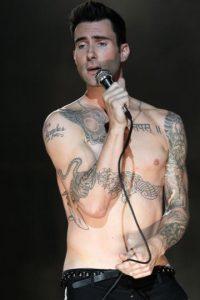 """Según CNN, los fans del vocalista de Maroon 5 consideran que él es un tipo único y coqueto. Aunque la palabra """"Sao"""" se refiere a alguien tonto o frívolo. Foto:Getty Images"""