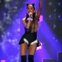 """Ariana Grande es la """"Vaca pequeña"""", pues en China, su voz les recuerda a la de Mariah. Foto:Getty Images"""